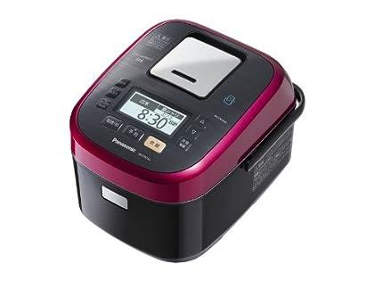 Panasonic  W���ɤ�椭 ��������&���Ѱ���IH���㡼���ӵ� 1.0L 0.5~5.5�� �롼����֥�å� SR-SPX104-RK