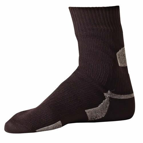 Sealskinz Thin Ankle Length Socks - Black