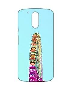 Crackndeal Back Cover for Motorola Moto G4