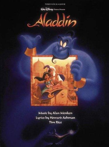 Aladdin (Piano/Vocal/Guitar Songbook)