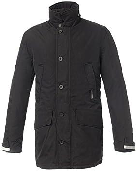 Tucano urbano 8906MF021N6 bENJAMIN-respirant, coupe-vent et étanche 3/4 length padded jacket-veste-homme-noir-taille xL