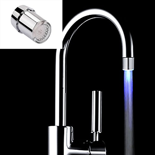 Learn More About LEDMO LED Light Water, 7 Colors Changing, Glow Stream Faucet Tap, Suitalbe For bath...