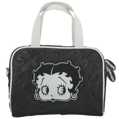 708802ca82 Betty Boop - Sac A Main Noir Betty Boop