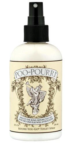 Poo-Pourri Before-You-Go Toilet Spray 8-Ounce Bottle, Original