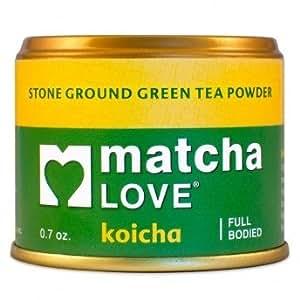Amazon.com : Ito En Matcha Love Koicha - Matcha Green Tea