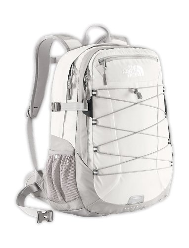 B008BBV2L6 The North Face Borealis Backpack Womens (Vaporous Grey Rip Stop)