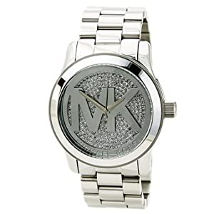 Michael Kors Womens Runway Logo Watch MK5544 from Imported