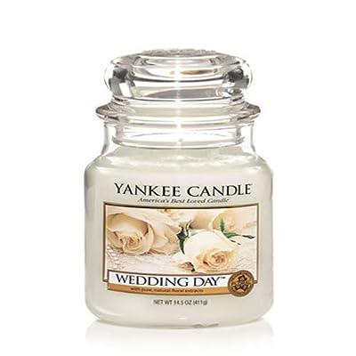 Wedding Dayr 6 Medium Jars by Yankee Candle