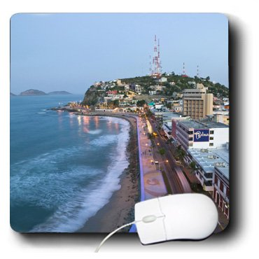 mp_86830_1 Danita Delimont - Mexico - Mexico, Sinaloa, Mazatlan. Playa Olas Altas - SA13 WBI0171 - Walter Bibikow - Mouse Pads