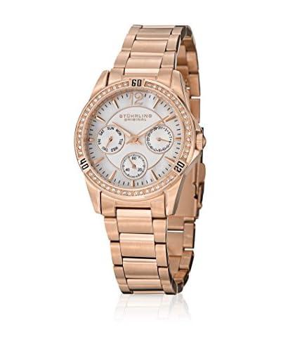 Stuhrling Original Reloj de cuarzo Woman 918.01 Marina 914 Rosado 34.0 mm