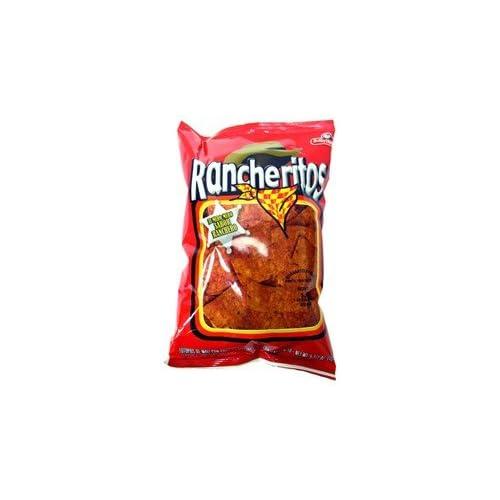 Amazon.com: Doritos Sabritas Rancheritos Flavored Tortilla Chips, 7