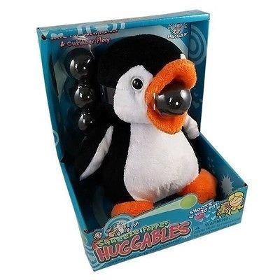 Aasha's Squeezable Huggables Penguin Ball Popper - Fine Motor Skills - Sensory - Tactile - Fidget (Penguin Ball Popper compare prices)