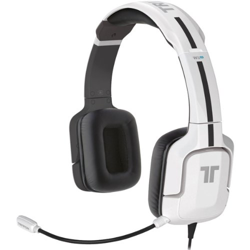 Kunai? Stereo Gaming Headset For Nintendo Wii U And 3Ds - White