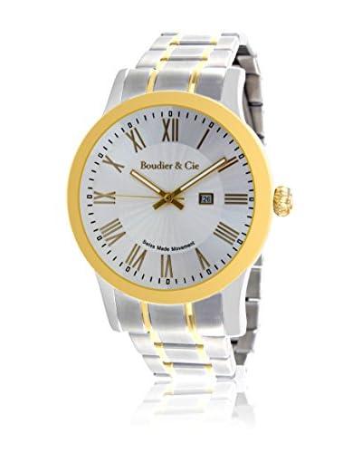 Boudier&Cie Reloj BSSM209 Plata / Oro 36 mm
