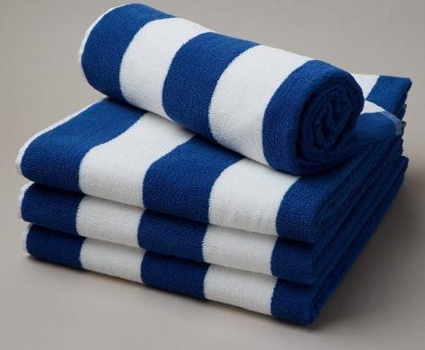 chlorine-resistant-pool-beach-towel-by-sleepbeyond-blue-and-white-stripe-1-pack