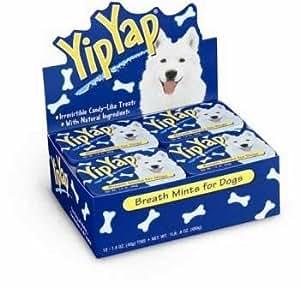 Yip Yap Dog Treats Reviews