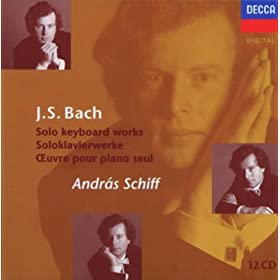 J.S. Bach: Partita (French Overture) for Harpsichord in B minor, BWV 831 - 5. Sarabande