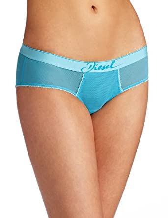 Diesel Women's Diesel Celebrity Culotte Panty, Blue, Small