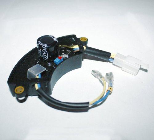 3500 W 3500 Watt Generator Avr Automatic Voltage Regulator Rectifier 3.5Kw Generator Avr Half Moon Style