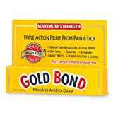 Gold Bond Anti-Itch Cream Max Strength 28 gm