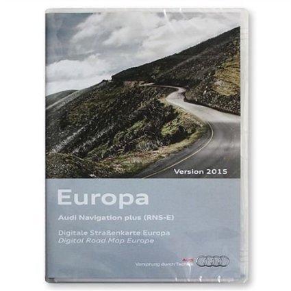 AUDI-EUROPA-DVD-Navigation-Plus-Nav-RNS-E-Update-8P0060884CB-2015