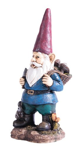 Gnomes for Homes Mini World Traveller Gnome