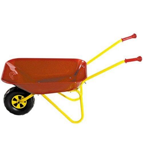Rolly Toys - 27080/4 - Jeu de Plein Air - Brouette Métal Rouge