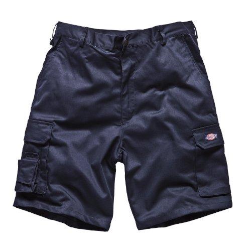 Dickies-Pantaloncini da uomo Navy blue 40 Vita x Regolare