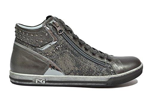 Nero Giardini Sneakers scarpe donna grigio 6040 A616040D