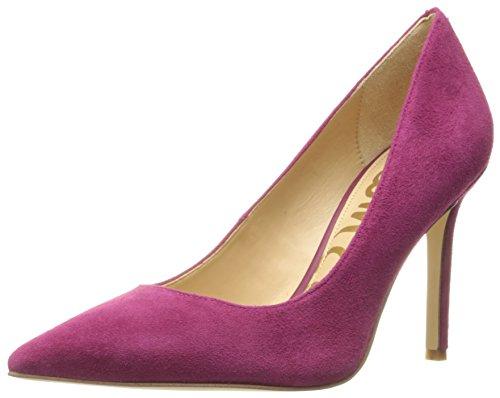 Sam Edelman Women's Hazel Dress Pump, Pink Garnet, 6 M US