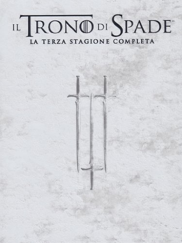 Il trono di spade Stagione 03 [5 DVDs] [IT Import]
