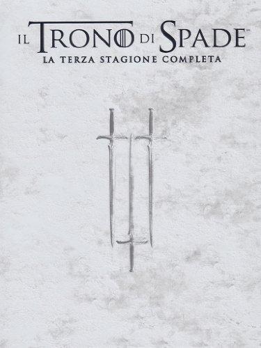 Il trono di spadeStagione03 [5 DVDs] [IT Import]