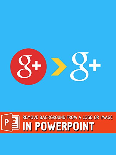 Remove background from a Logo or Image in PowerPoint