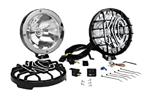 KC HiLiTES 800 Rally 800 Series Stainless Steel 130w Spot Beam Light System