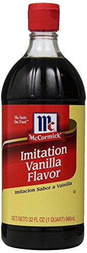 McCormick Imitation Vanilla Flavor, 32 Ounce (Vanilla Extract 32 Oz compare prices)
