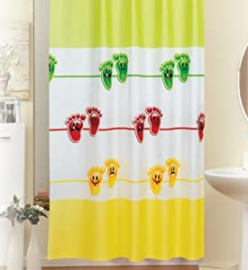 Funky Shower Curtain Extra Long