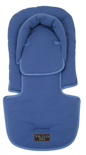 Valco Baby Allsorts Universal Seat Pad, Blueberry - 1