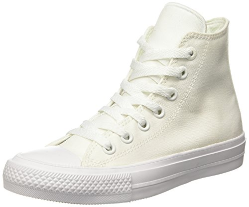 converse-unisex-erwachsene-chuck-taylor-all-star-ii-hohe-sneakers-weiss-white-white-navy-40-eu