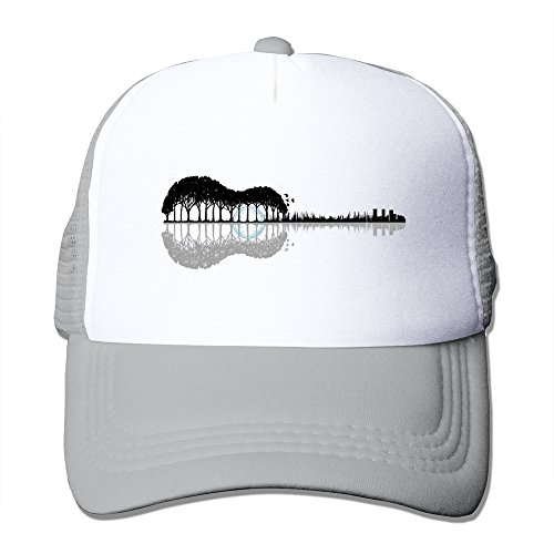 GGMMok Men's Guitar Scenery Baseball Caps (One Direction Guitar Accessories compare prices)