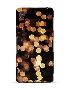 City lights Sony Xperia Z3 case
