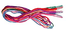 Pepperell Braiding TY1 Tipped Yarn Laces, 36\