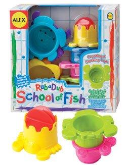 School of Fish _ Alex - Buy School of Fish _ Alex - Purchase School of Fish _ Alex (Alex, Toys & Games,Categories,Activities & Amusements,Bath Toys)