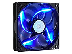 Cooler Master Blue LED Silent Case Fan 120mm Sickle Flow