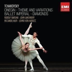 チャイコフスキーの音楽によるバレエ〜オネーギン、主題と変奏、バレエ・インペリアル、他 ランチベリー、マタチッチ、ムーティ、バルシャイ、他(2CD)