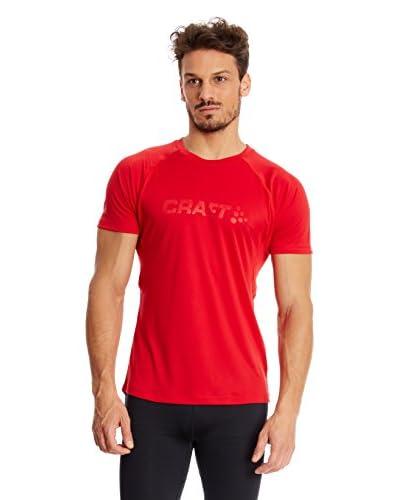 Craft T-Shirt Manica Corta Running Prime Mesh [Blu]