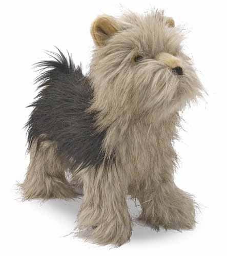 Melissa & Doug Yorkshire Terrier Plush front-815802