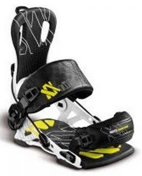 Snowboard Bindung Völkl Fastec Choice Alu 12/13