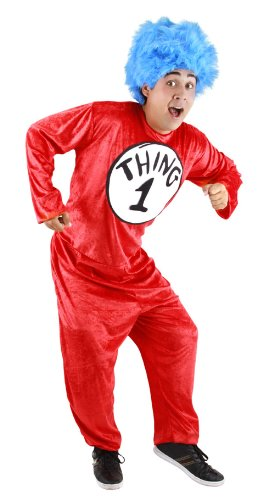 Thing 1 & 2 Adult Costume 403130
