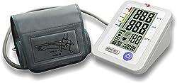 MY CURE DIGITAL BLOOD PRESSURE MONITOR , ( WHITE)