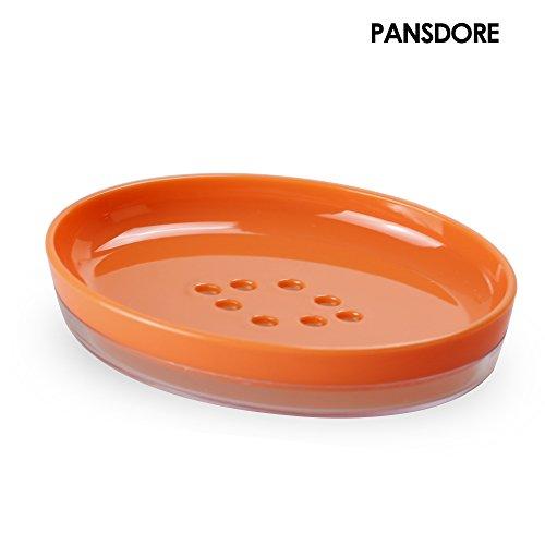 Pansdore 4 piece bath accessory set bathroom accessories - Anna s linens bathroom accessories ...